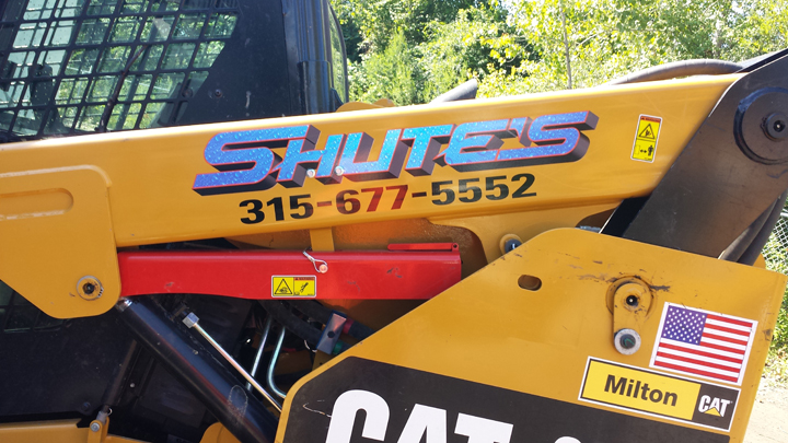 Digitally Printed Shutes Logo